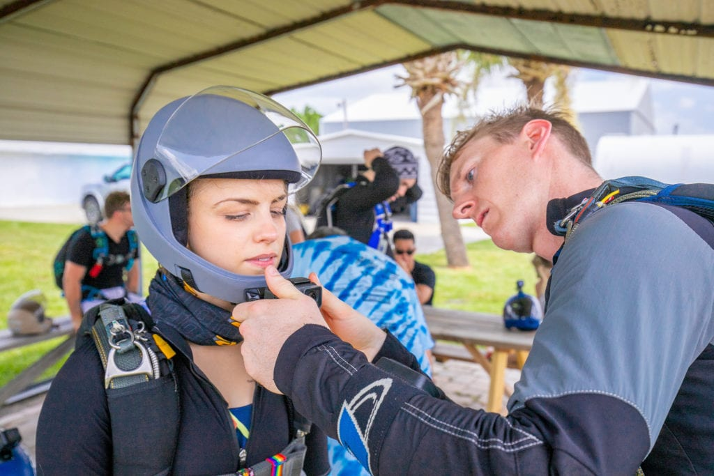 skydive Flordia